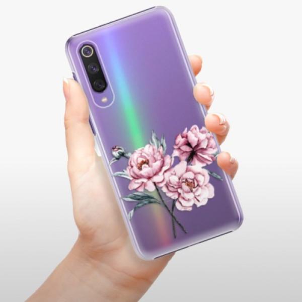Plastové pouzdro iSaprio - Poeny - Xiaomi Mi 9 SE