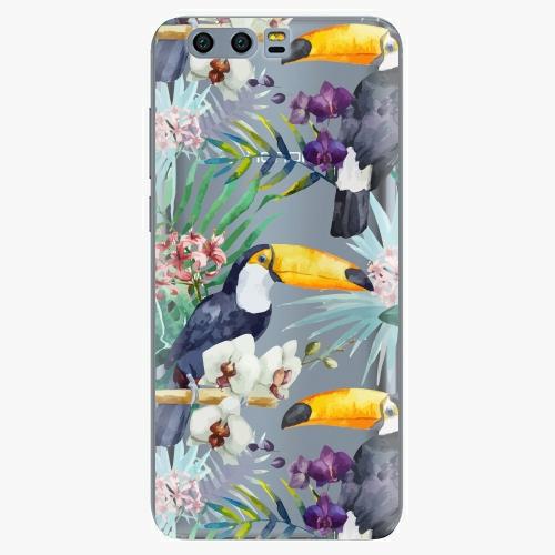 Plastový kryt iSaprio - Tucan Pattern 01 - Huawei Honor 9