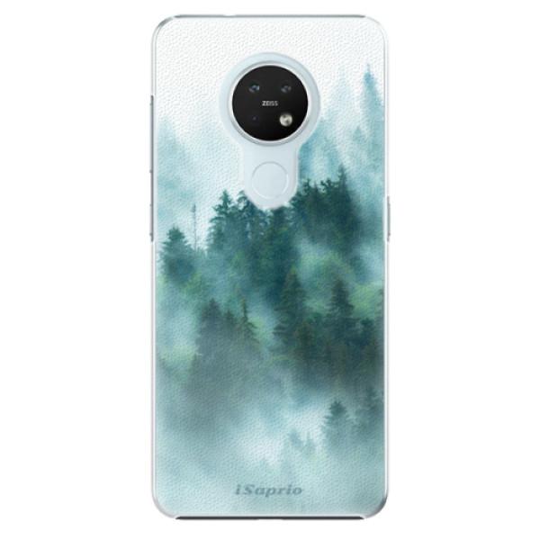 Plastové pouzdro iSaprio - Forrest 08 - Nokia 7.2