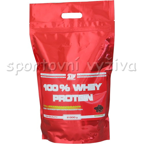 100% Whey Protein - 2000g-banan