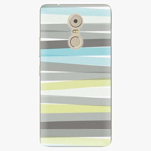 Plastový kryt iSaprio - Stripes - Lenovo K6 Note