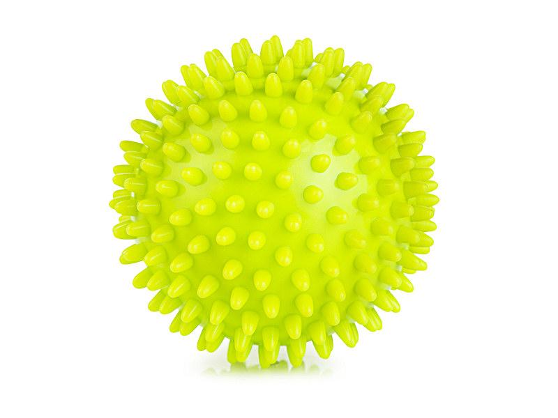 TONI Rehabilitační masážní míček 90mm-zeleny