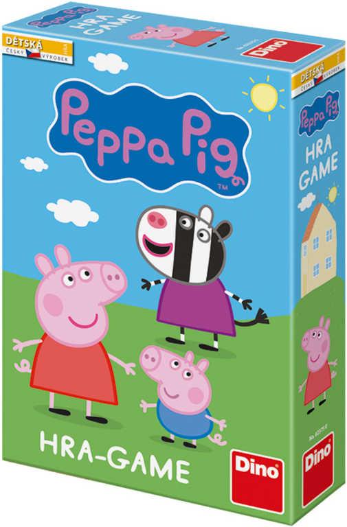 DINO Hra Peppa Pig