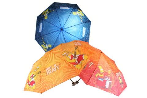 Deštník Simpsonovi