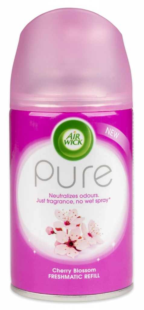 Freshmatic Pure Náplň do osvěžovače vzduchu - Květy třešní 250 ml