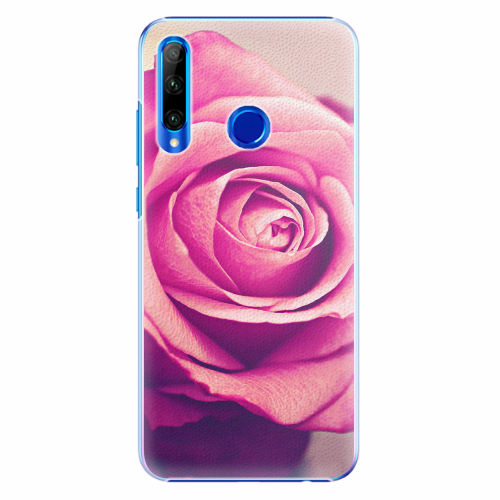 Plastový kryt iSaprio - Pink Rose - Huawei Honor 20 Lite