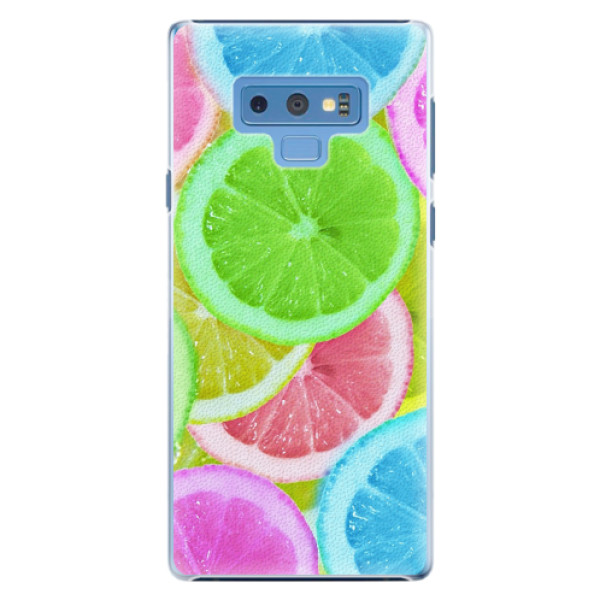 Plastové pouzdro iSaprio - Lemon 02 - Samsung Galaxy Note 9