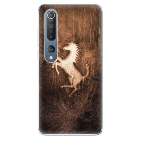 Odolné silikonové pouzdro iSaprio - Vintage Horse - Xiaomi Mi 10 / Mi 10 Pro