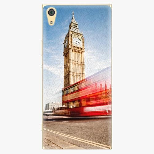 Plastový kryt iSaprio - London 01 - Sony Xperia XA1 Ultra