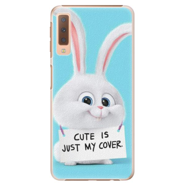 Plastové pouzdro iSaprio - My Cover - Samsung Galaxy A7 (2018)