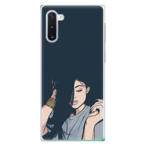 Plastové pouzdro iSaprio - Swag Girl - Samsung Galaxy Note 10