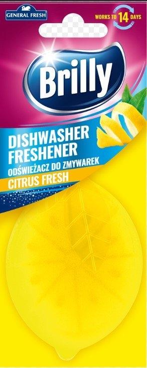 General fresh vůně do myčky s citrónem