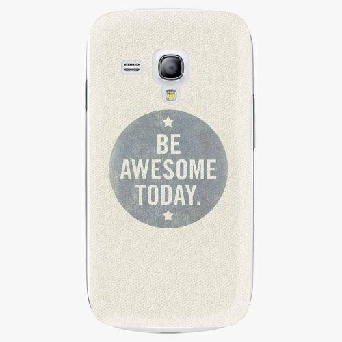 Plastový kryt iSaprio - Awesome 02 - Samsung Galaxy S3 Mini