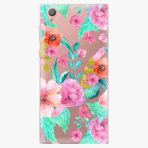 Plastový kryt iSaprio - Flower Pattern 01 - Sony Xperia L1