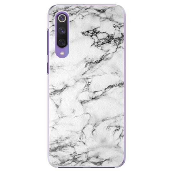 Plastové pouzdro iSaprio - White Marble 01 - Xiaomi Mi 9 SE