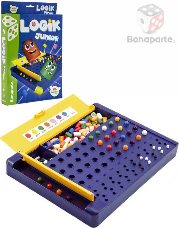 BONAPARTE Hra Logik junior hlavolam v krabici