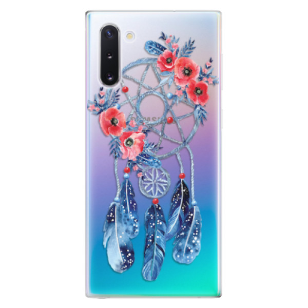Odolné silikonové pouzdro iSaprio - Dreamcatcher 02 - Samsung Galaxy Note 10