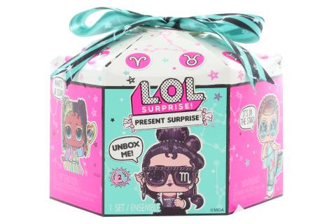 L.O.L. Surprise! Párty panenka Deluxe, PDQ, vlna 1 TV