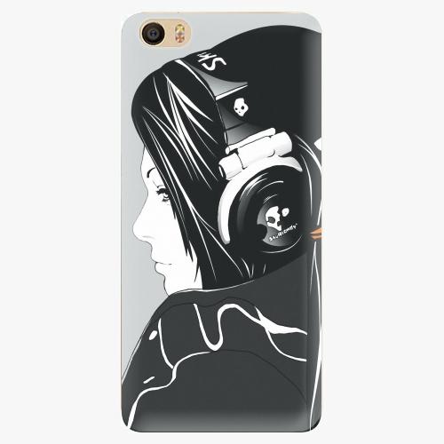 Plastový kryt iSaprio - Headphones - Xiaomi Mi5