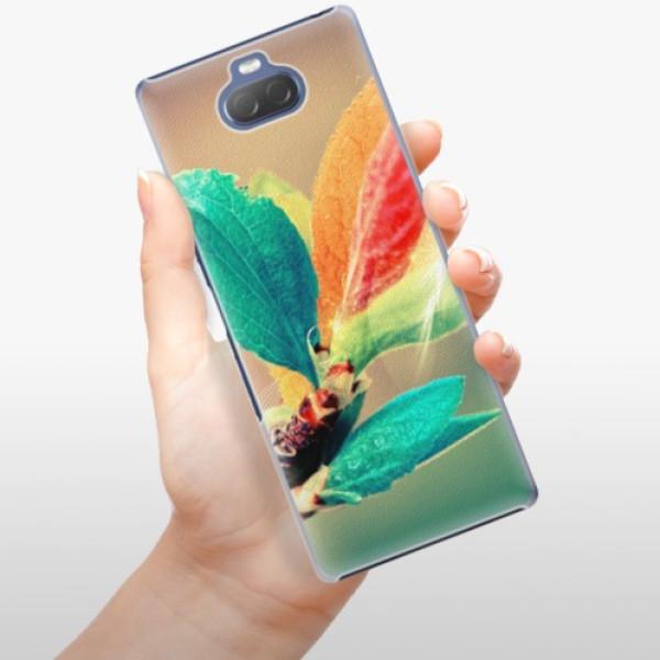 Plastové pouzdro iSaprio - Autumn 02 - Sony Xperia 10 Plus