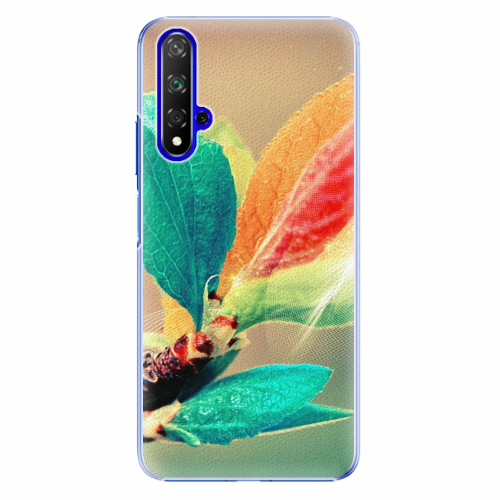 Plastový kryt iSaprio - Autumn 02 - Huawei Honor 20