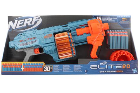 Nerf Elite Shockwave RD-15 TV 1.9.-31.12.2020