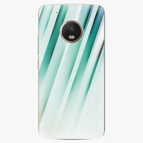 Plastový kryt iSaprio - Stripes of Glass - Lenovo Moto G5 Plus