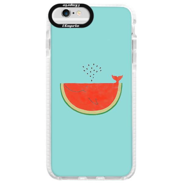 Silikonové pouzdro Bumper iSaprio - Melon - iPhone 6/6S