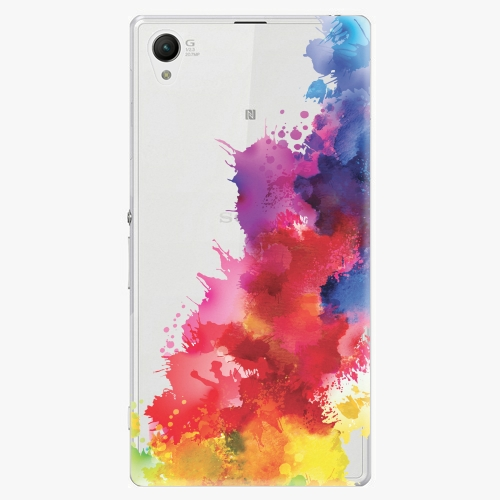 Plastový kryt iSaprio - Color Splash 01 - Sony Xperia Z1