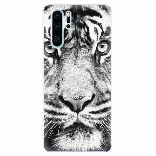 Silikonové pouzdro iSaprio - Tiger Face - Huawei P30 Pro