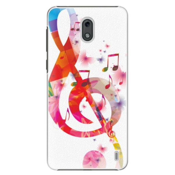 Plastové pouzdro iSaprio - Love Music - Nokia 2