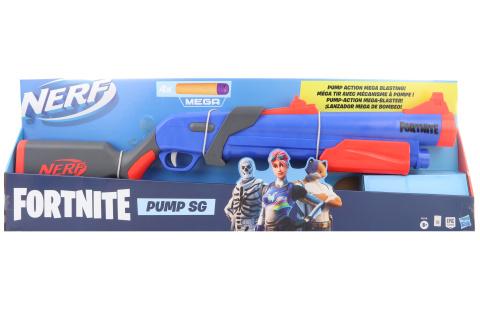 Nerf Fortnite pump SG TV 1.5.- 30.8.2021