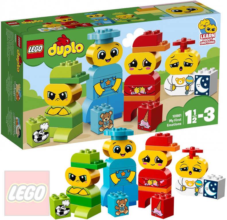 LEGO DUPLO Moje první pocity STAVEBNICE 10861