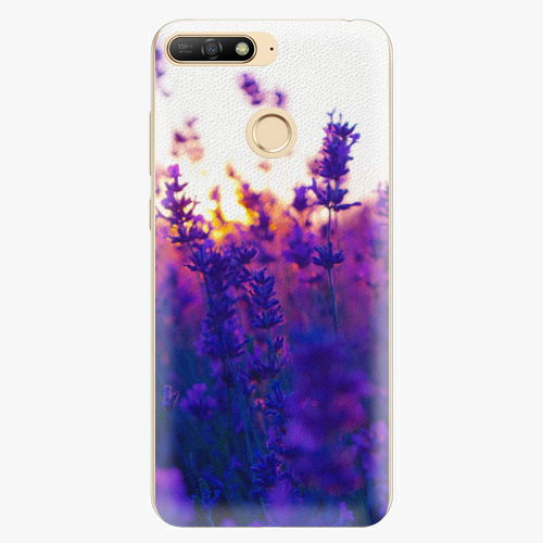 Plastový kryt iSaprio - Lavender Field - Huawei Y6 Prime 2018