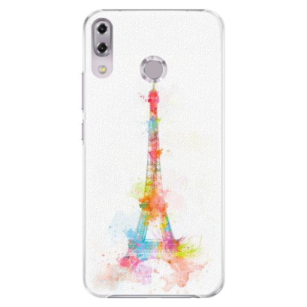 Plastové pouzdro iSaprio - Eiffel Tower - Asus ZenFone 5Z ZS620KL