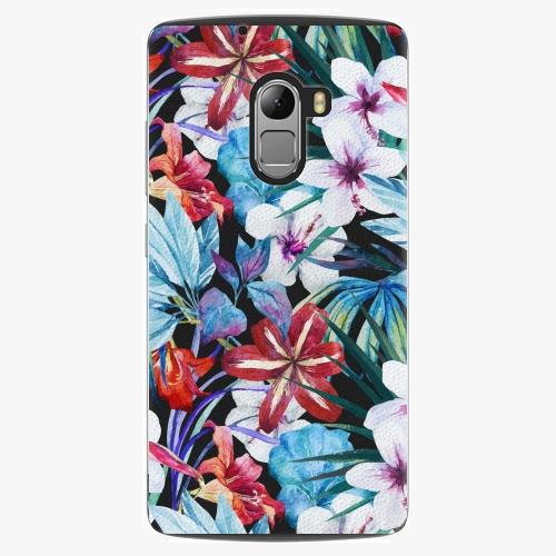 Plastový kryt iSaprio - Tropical Flowers 05 - Lenovo A7010