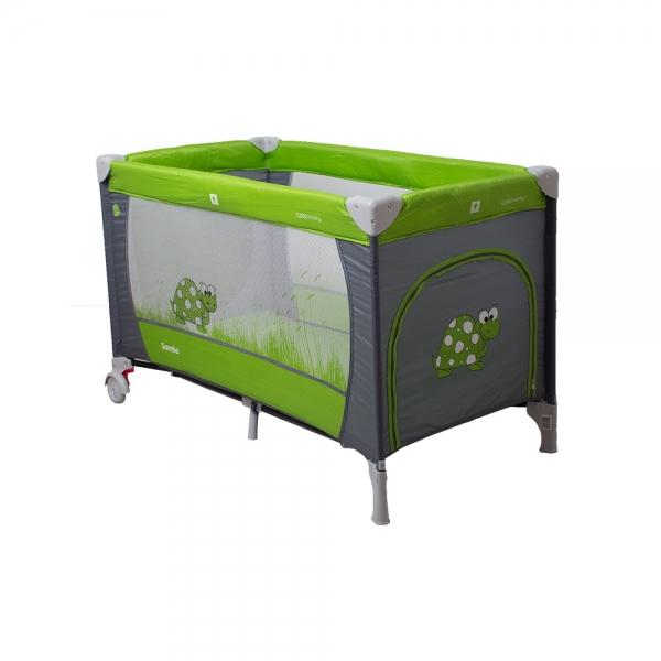 coto-baby-cestovni-postylka-samba-plus-zelena
