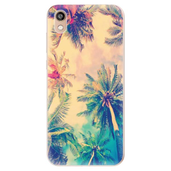 Odolné silikonové pouzdro iSaprio - Palm Beach - Huawei Honor 8S