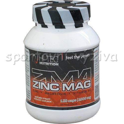 Zinc Mag 120 kapslí