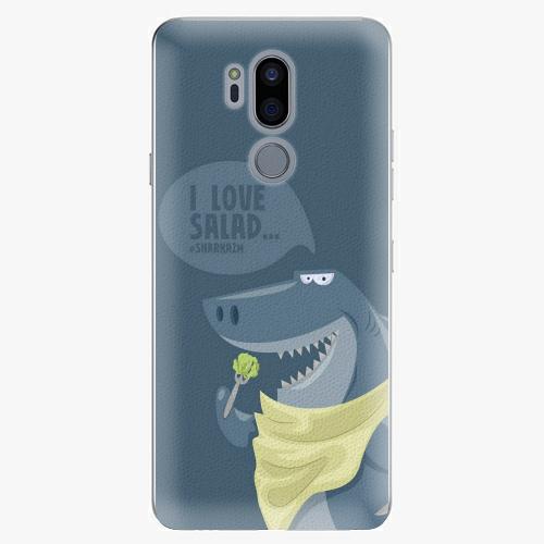 Plastový kryt iSaprio - Love Salad - LG G7
