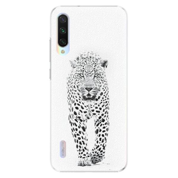 Plastové pouzdro iSaprio - White Jaguar - Xiaomi Mi A3
