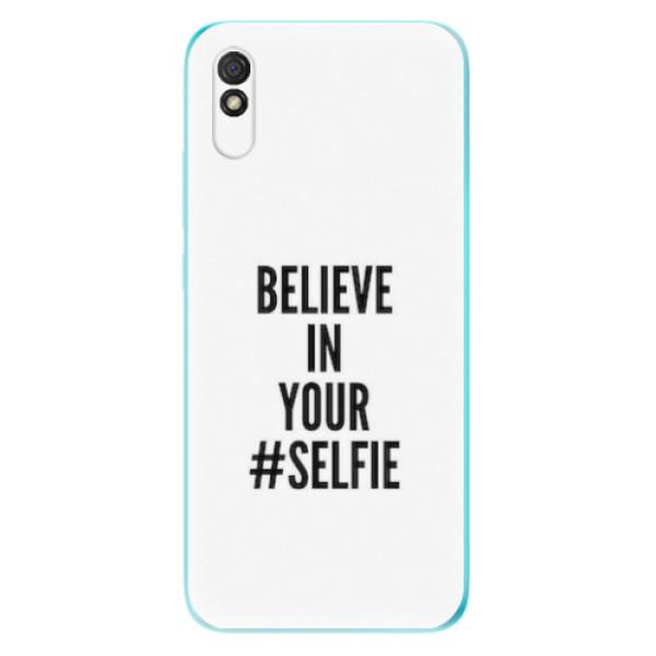 Odolné silikonové pouzdro iSaprio - Selfie - Xiaomi Redmi 9A