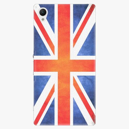 Plastový kryt iSaprio - UK Flag - Sony Xperia Z1