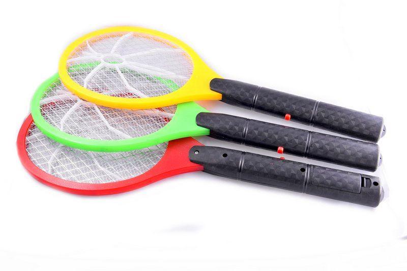 Elektrická plácačka - hmyzí paralyzér