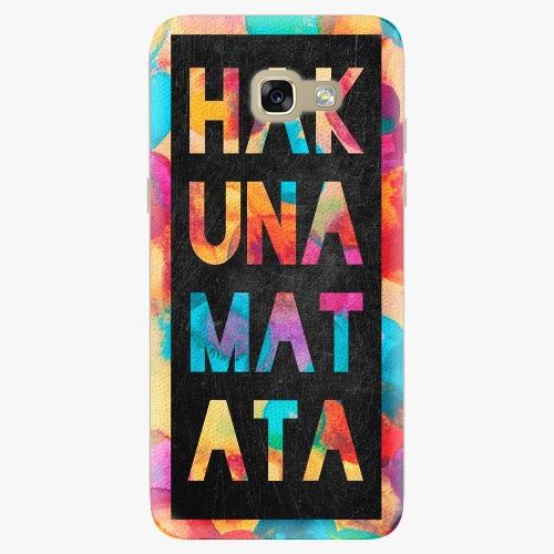 Plastový kryt iSaprio - Hakuna Matata 01 - Samsung Galaxy A5 2017