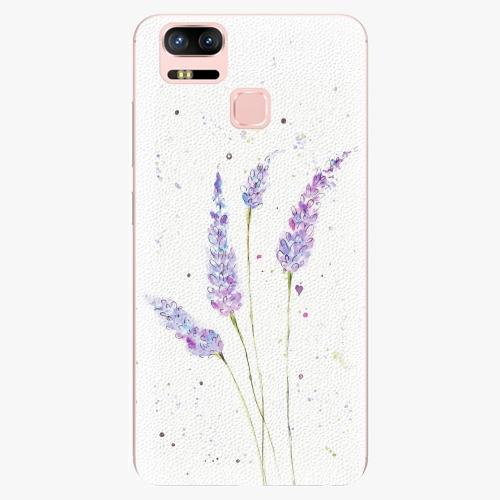 Plastový kryt iSaprio - Lavender - Asus ZenFone 3 Zoom ZE553KL