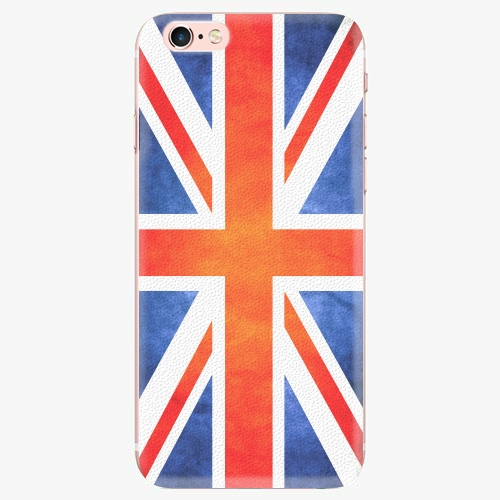 Silikonové pouzdro iSaprio - UK Flag - iPhone 7