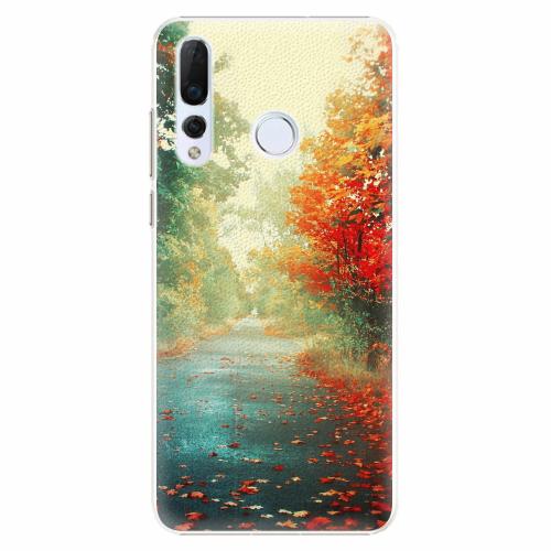 Plastový kryt iSaprio - Autumn 03 - Huawei Nova 4