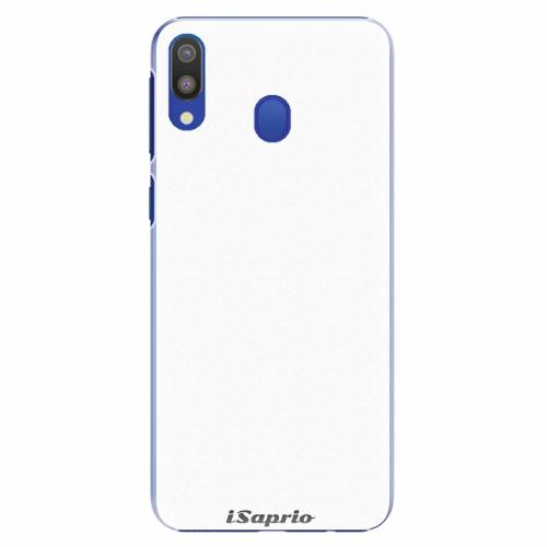 Plastový kryt iSaprio - 4Pure - bílý - Samsung Galaxy M20
