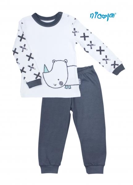 Dětské pyžamo Nicol, Rhino
